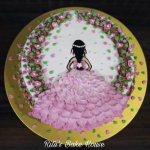 Ritu\'s Signature Cake