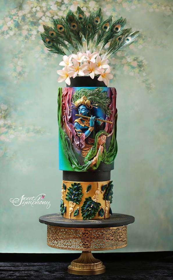 Arati-Mirji-Cake