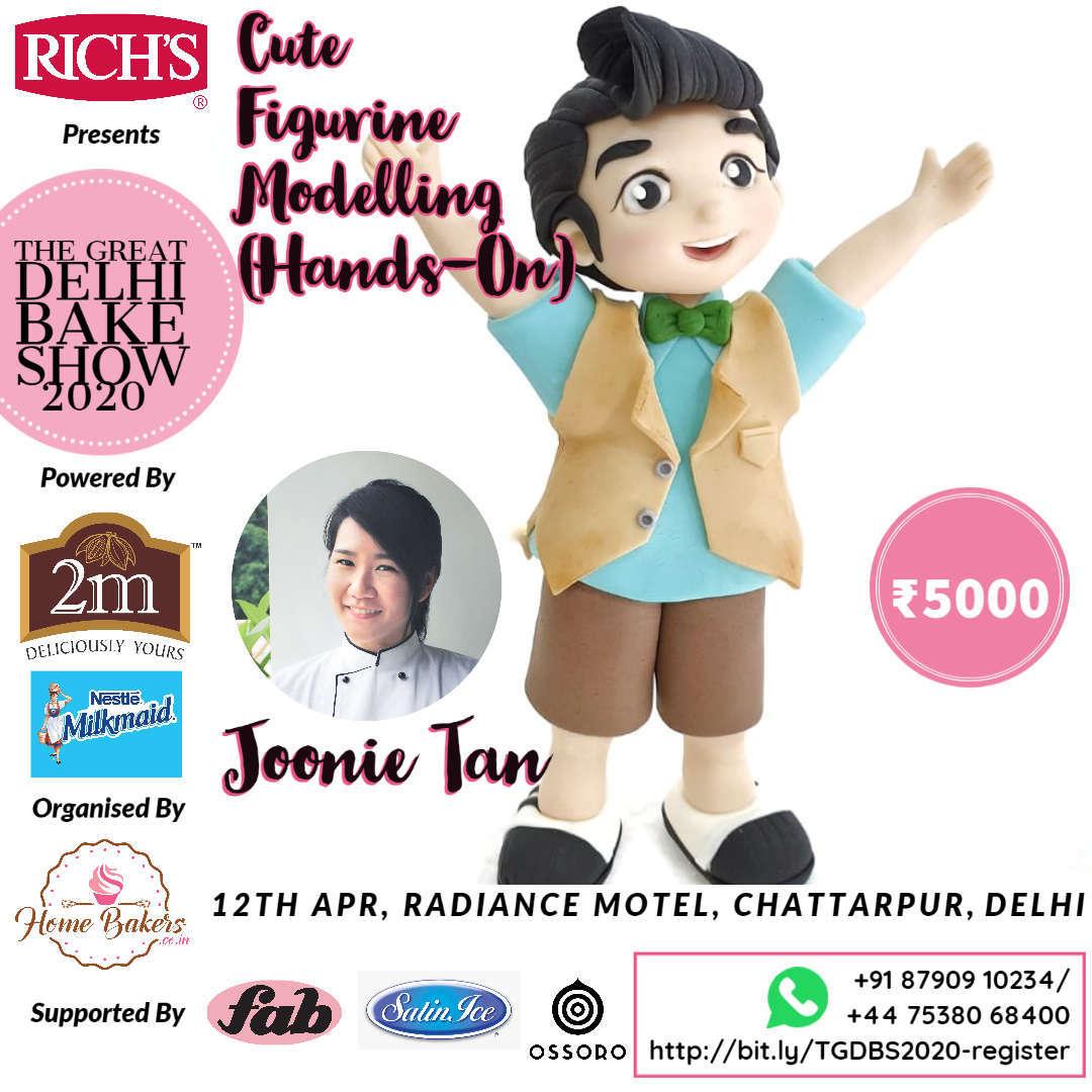 Joonie Tan - Cute Figurine Modelling