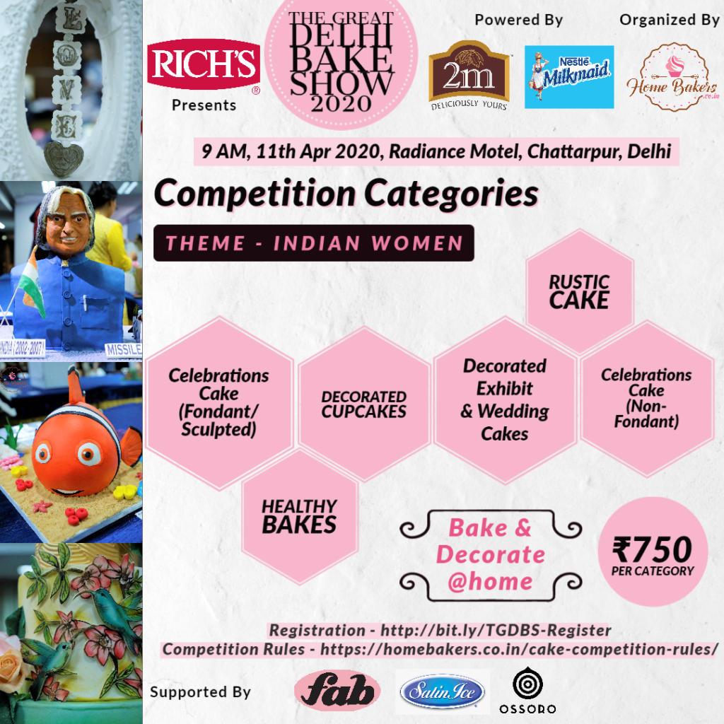 Delhi Cake Competition