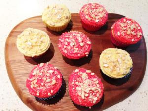 Gujiya flavoured cake