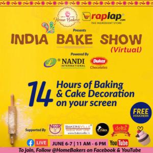 India Bake Show (Virtual)