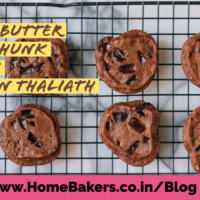 Peanut Butter Choco Chunk Cookies