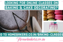 Baking & Cake Decorating Online Classes