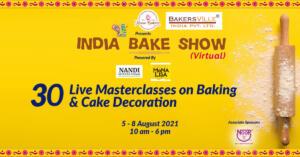 India Bake Show (Virtual) 2021