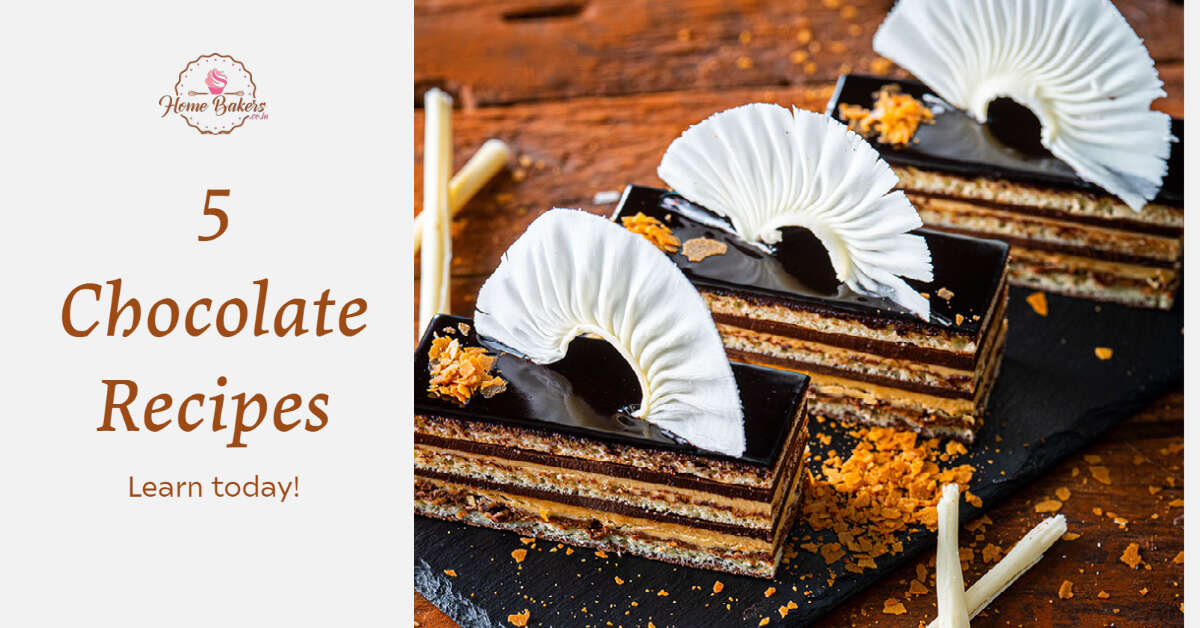 5 chocolate recipes