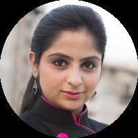 Chef Neha Shah Profile Pic